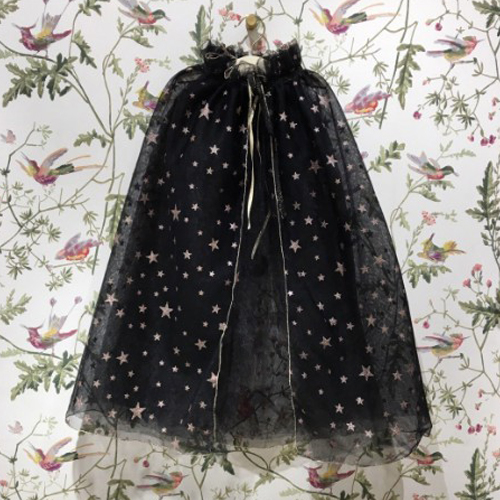 Star Cape (black)