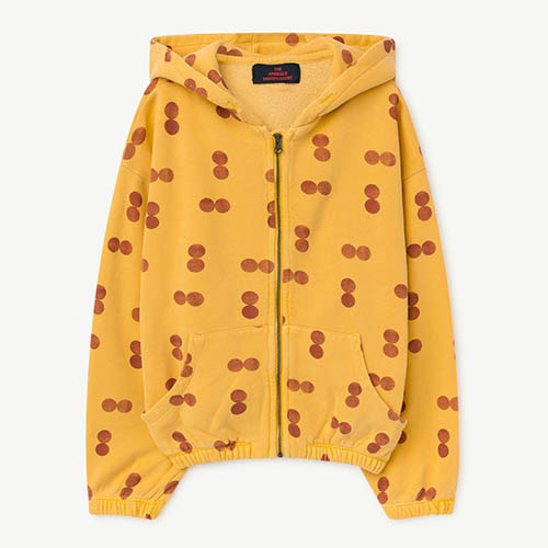 [2/3y]Albatros Sweatshirt 985_172 (yellow circle)