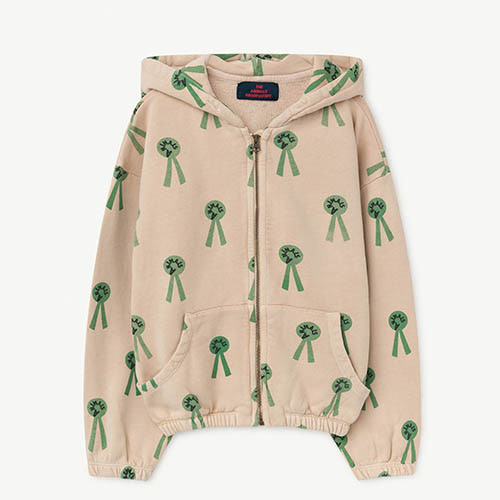 Albatros Sweatshirt 985_171 (beige animals)