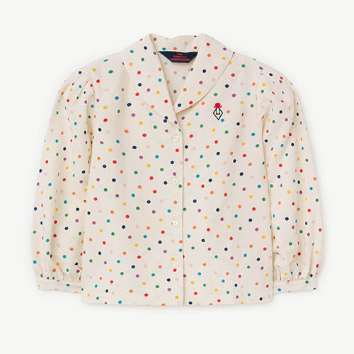 Gadfly Shirt 1044_036 (white dot)