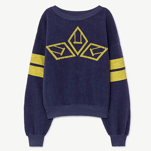 Bear Sweatshirt 995_180 (blue logo)