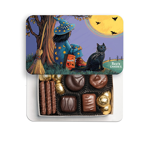See's Candy Halloween Sweet Box