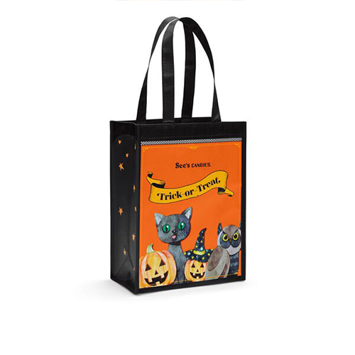 See's Candy Halloween Night Tote