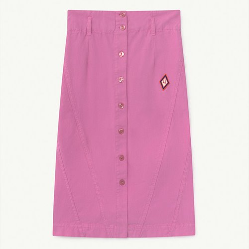 [12y]Sow Skirt 1379_129 (pink logo)