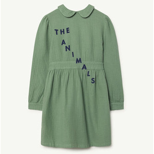 Kanary Dress (green)