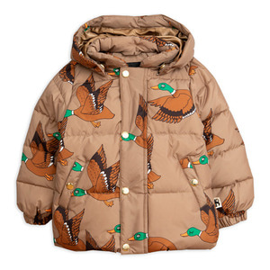 Ducks Puffer (brown)