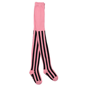 Tights (black pink)