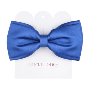 Bow Hairclip (royal blue)