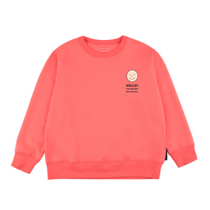 'smile' Sweatshirt