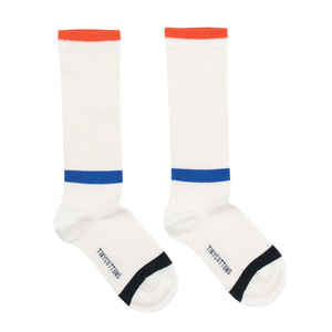 Line High Socks