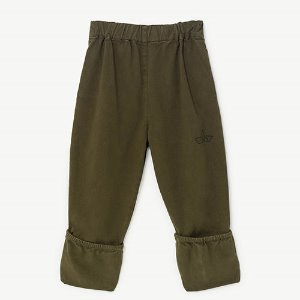 [8y]Ox Pants 1011_179 (green logo)