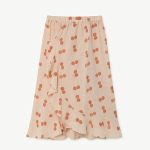 Manatee Skirt 1021_170 (orange circle)