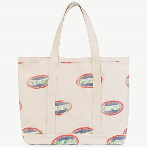 Strap Tote Bag 1112_036 (raw white)