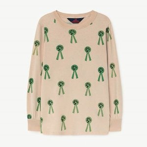 Dog Tshirt 974_171 (beige animals)