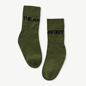 Worm Socks 1097_041 (military green)