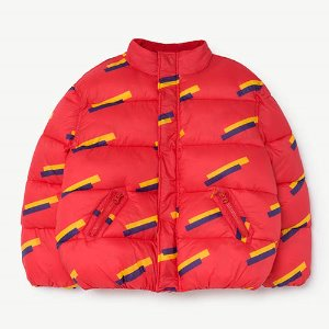 Lemur Jacket 1062_045 (red apple)