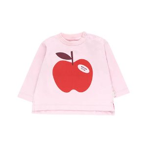 Apple LS Baby Tee #40