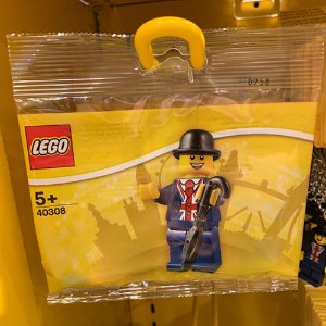 [19일주문마감/8월말배송]Lego Englishman LONDON Limited