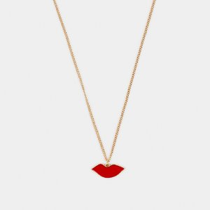 Necklace Kiss #1046