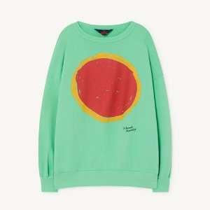[2/12y]Big Bear Sweatshirt 1141_196 (green sun)