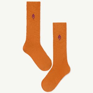 Skunk Socks 1214_037 (orange)