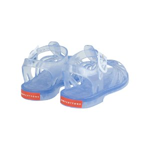 Jelly Shoes (light blue) #401