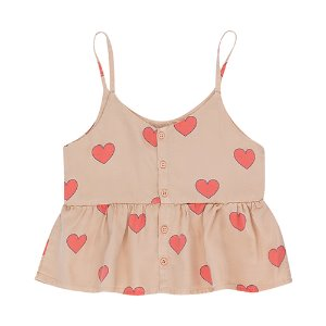 Hearts Blouse #200