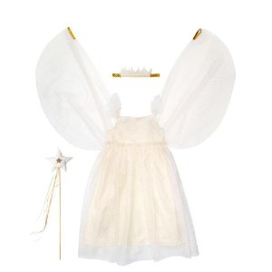 White Fairy Dress Up
