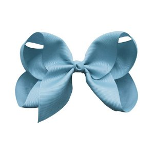 Jumbo Boutique Bow French Blue
