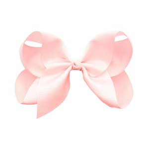 Jumbo Boutique Bow Powder Pink
