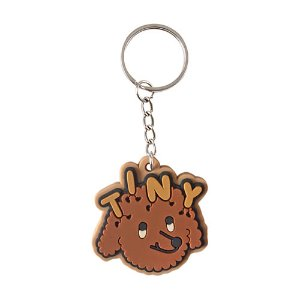 Tiny Dog Keychain