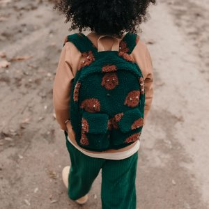 Tiny Dog Sherpa Backpack