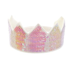 Sequin Crown