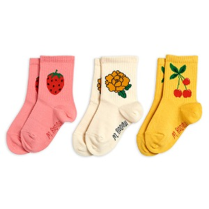 Strawberry and co 3pack Socks