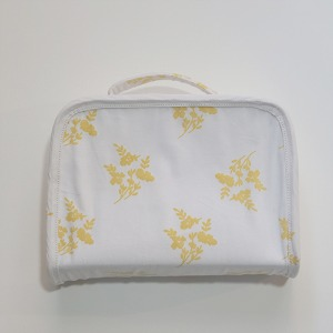 Cotton Carry Bag (posie yellow)
