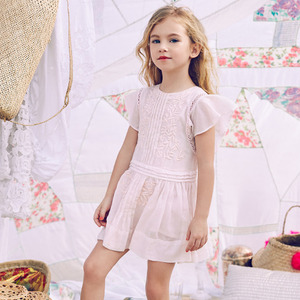 [3y]Zoe Dress (heavenly pink)
