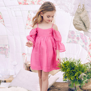 [3y]Sasha Dress (strawberry)