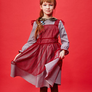 (4y)Long Dress Hazel
