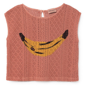 Sleeveless Short Banana #104